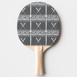 Can t Buy Happiness Baseball Ping-Pong Paddle