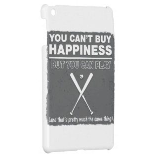 Can t Buy Happiness Baseball Case For The iPad Mini