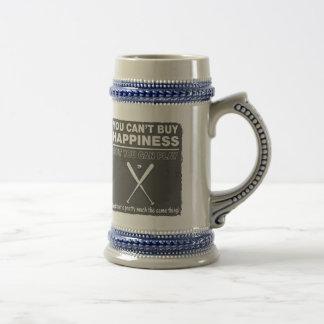 Can t Buy Happiness Baseball Mug