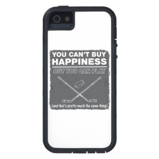 Can t Buy Happiness Hockey iPhone 5/5S Cover