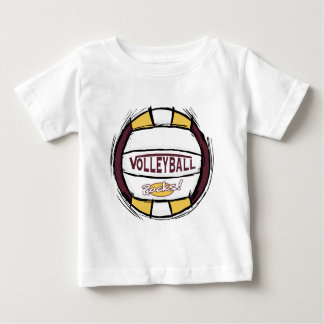 Can U Dig It Volleyball Baby T-Shirt