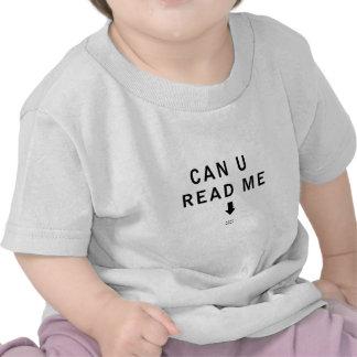Can U Read Me - Krav Maga Shirts
