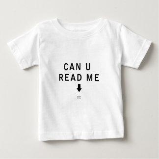 Can U Read Me - Krav Maga Tee Shirt