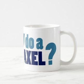 Can YOU do a triple axel? Coffee Mug