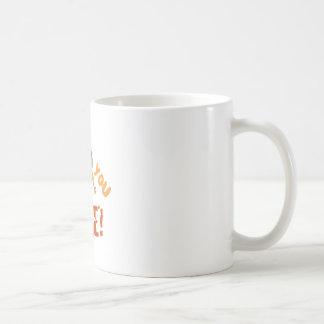 Can You Dodge? Basic White Mug