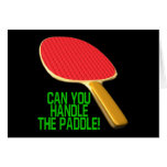 Can You Handle The Paddle