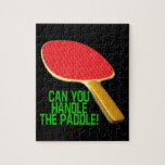 Can You Handle The Paddle Jigsaw Puzzle