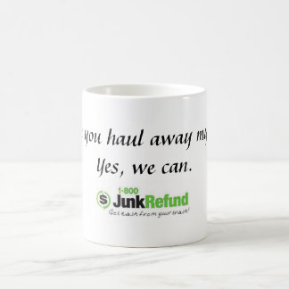 Can You Haul Away? Morphing Mug