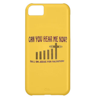 Can You Hear Me Now? IPhone Case iPhone 5C Case