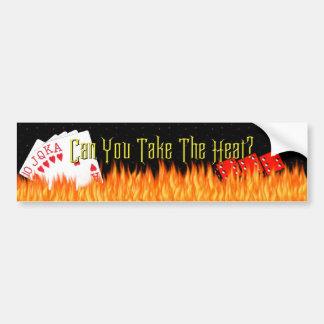 Can you take the Heat? Bumper Sticker