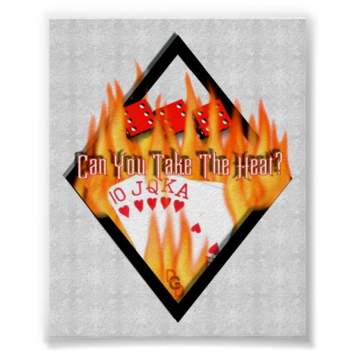 Can you take the Heat? Poster