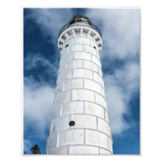 Cana Island Lighthouse Photography Print Art Photo