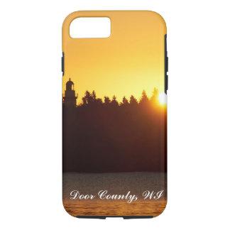 Cana Island Sunrise Phone Case