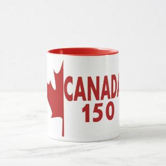 Canada 150 Coffee Mug