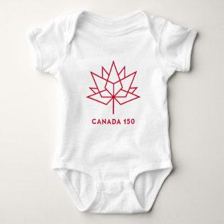 Canada 150 Logo Baby Bodysuit