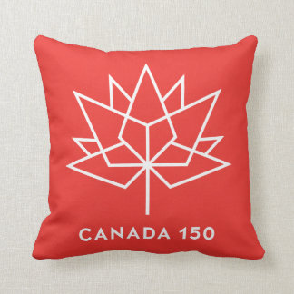 Canada 150 Logo Cushion