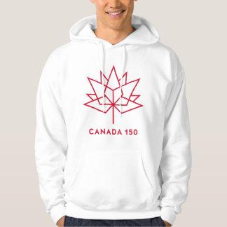 Canada 150 Logo Hoodie