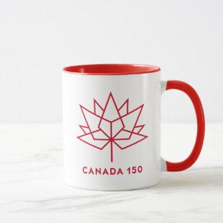 Canada 150 Logo Mug