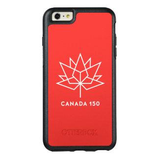 Canada 150 Logo OtterBox iPhone 6/6s Plus Case