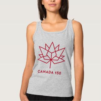 Canada 150 Logo Tank Top