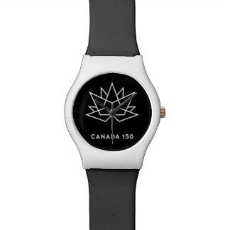 Canada 150 Logo Watch