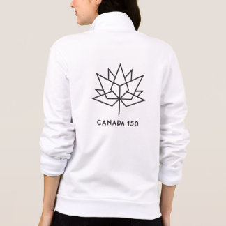 Canada 150 Official Logo - Black Outline