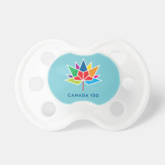 Canada 150 Official Logo - Multicolor and Blue Dummy