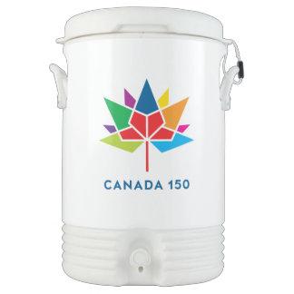 Canada 150 Official Logo - Multicolor Drinks Cooler