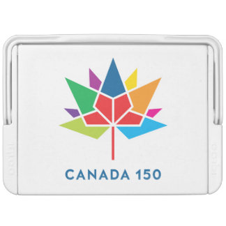 Canada 150 Official Logo - Multicolor Igloo Cooler