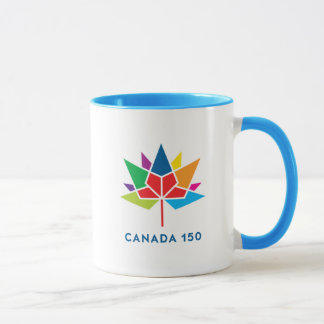 Canada 150 Official Logo - Multicolor Mug