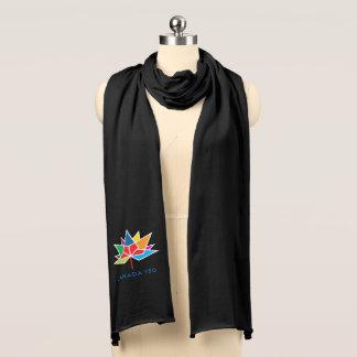 Canada 150 Official Logo - Multicolor Scarf