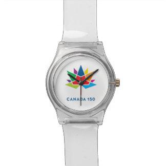 Canada 150 Official Logo - Multicolor Watch