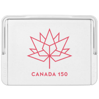 Canada 150 Official Logo - Red Outline Igloo Cooler