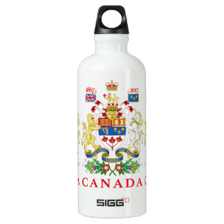 Canada 150 water bottle