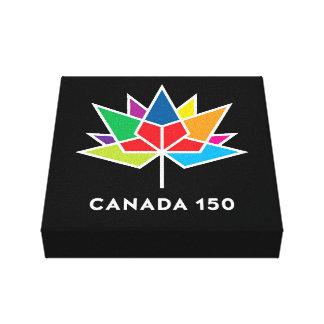 Canada 150th Canvas wall art