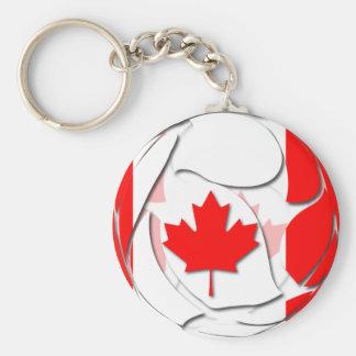 Canada 1 key chain