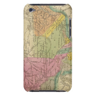 Canada 2 iPod touch case