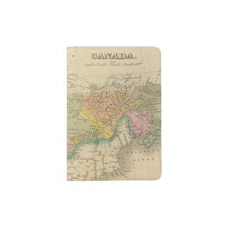 Canada 2 passport holder