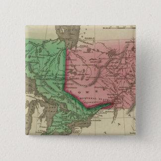 Canada 3 15 cm square badge