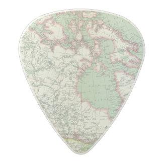 Canada 3 acetal guitar pick