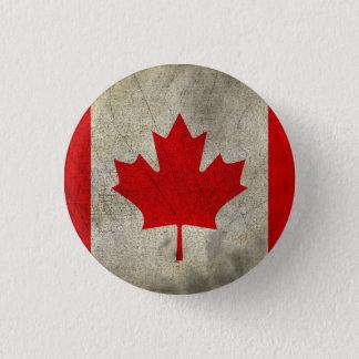 Canada 3 Cm Round Badge