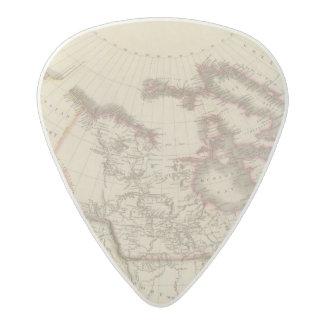 Canada 5 acetal guitar pick