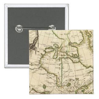 Canada 5 15 cm square badge