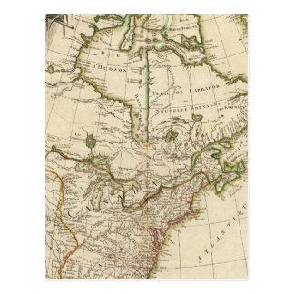 Canada 5 postcard
