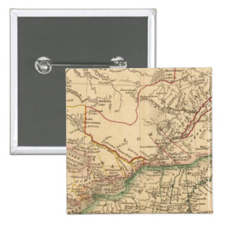 Canada 6 15 cm square badge