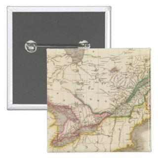 Canada 7 15 cm square badge
