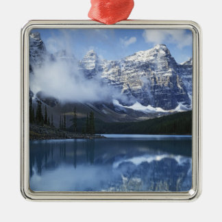 Canada, Alberta, Banff National Park, Lake Christmas Ornament