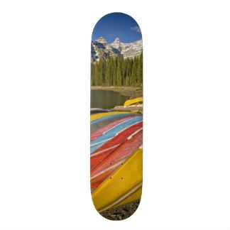 Canada, Alberta, Banff National Park, Moraine 18.1 Cm Old School Skateboard Deck