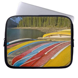 Canada, Alberta, Banff National Park, Moraine Laptop Sleeve