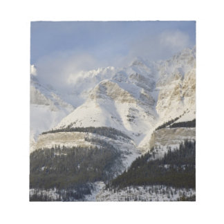 Canada, Alberta, Banff National Park. View of Notepad